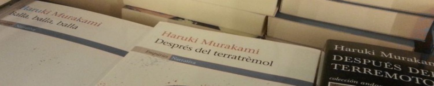 Reading Murakami in Spanish